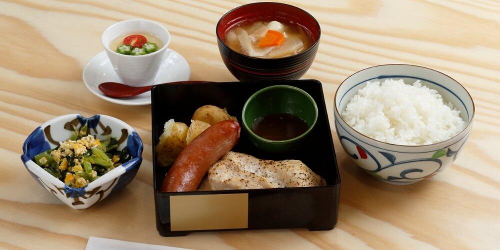 1-plate dinner